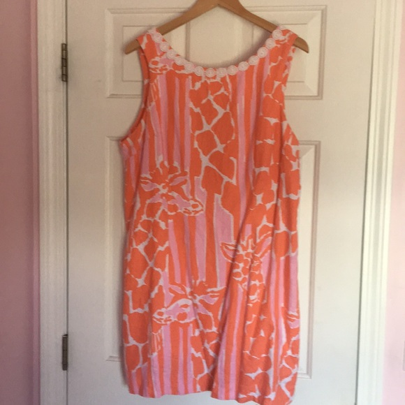 b1ac2ed656978a Lilly Pulitzer for Target Dresses & Skirts - Lilly For Target Giraffe Dress